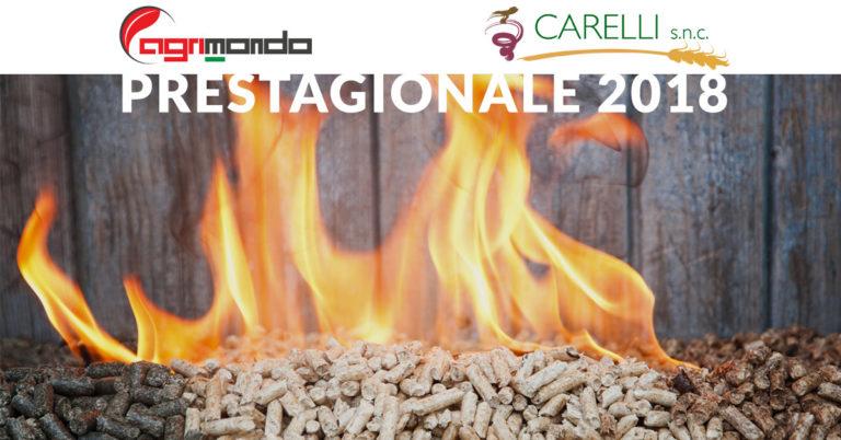 Offerte Pellet Prestagionale 2018 Agrimondo