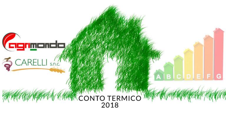 Conto termico 2018 - gestione pratiche Agrimondo