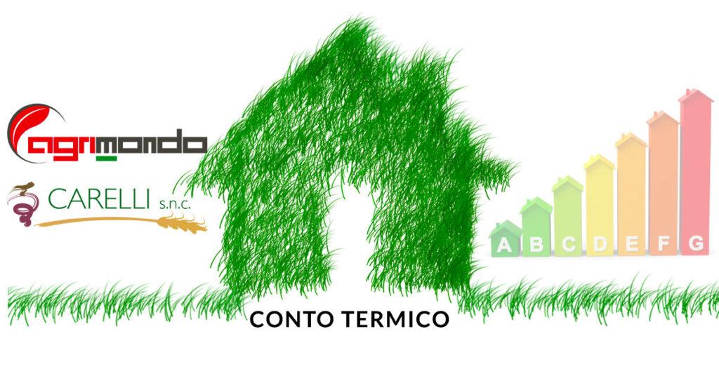 Conto termico 2020 - gestione pratiche Agrimondo
