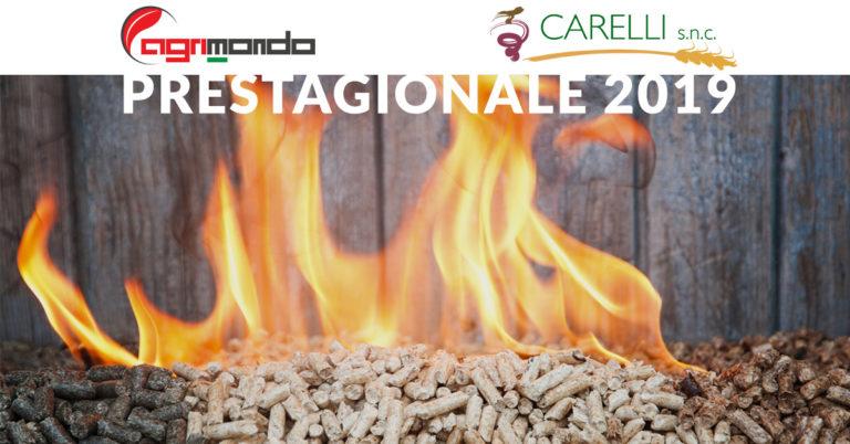 prestagionale 2019 Agrimondo