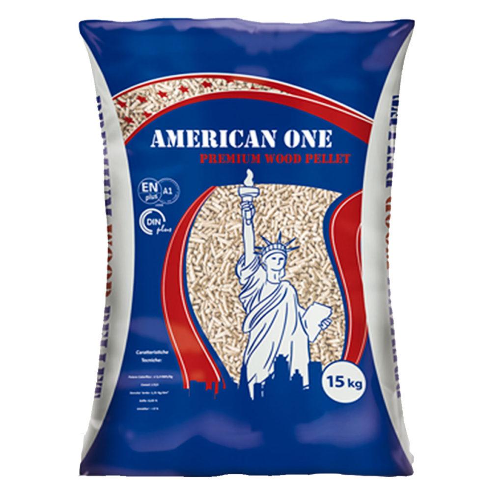 Pellet American One EN+A1