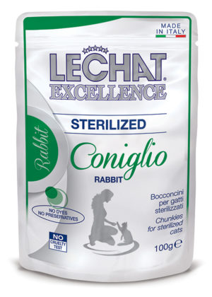 Bocconcini Monge con Coniglio – Sterilized