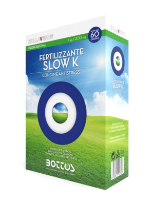 Fertilizzante per prato Bottos Slow K