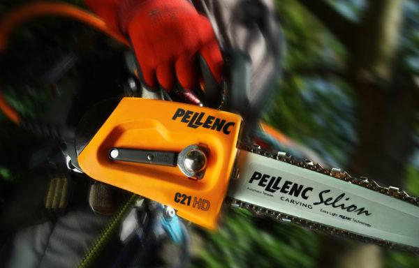Motosega Pellenc Selion C21 HD a Batteria