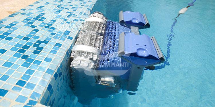 Robot pulitori per piscina Dolphin linea Advanced