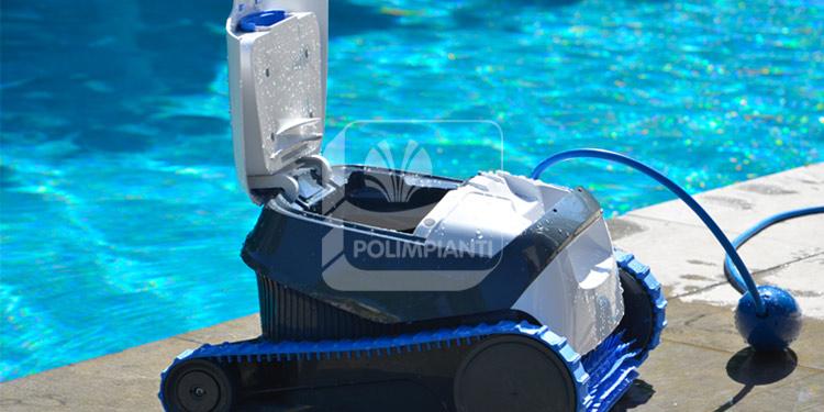 Robot pulitori per piscina Dolphin linea Basic